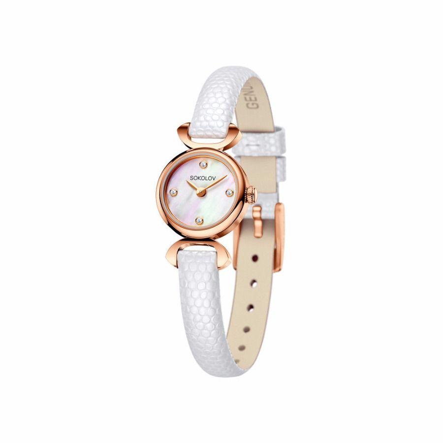 Фото женских золотых наручных часов на золотом браслете от ведущих отечественных производителей: ника, платинор, чайка.